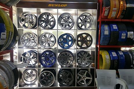 Asif Tyres Karachi - Dunlop - Kumho - Bridgestone tyres